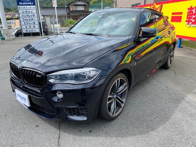 「BMW」「X6 M」「SUV・クロカン」「山口県」の中古車