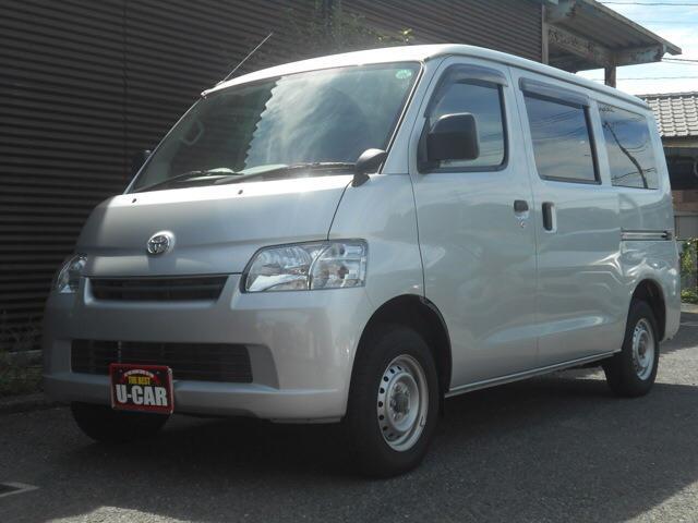 トヨタ 1.5 GL 4WD ナビ 商用車 エアコン CD BT