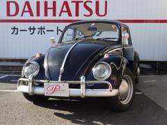 VW ビートル4速マニュアル エアコン FLAT4マフラー