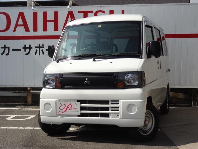 三菱 CD ハイルーフ 3AT 4WD 社外ナビTV ETC