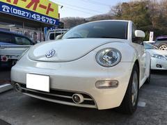 VW ニュービートルプラス AW16インチ 革シート サンルーフ