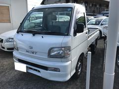 ハイゼットトラックエアコン・パワステ スペシャル 4WD フロアAT