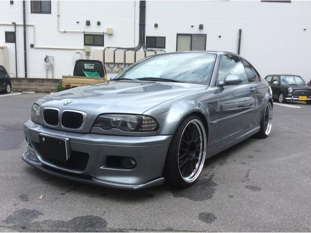 BMW M3 SMGII 車高調 サンルーフ 20インチAW HID