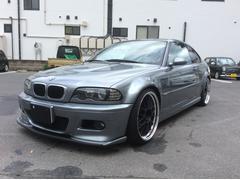 BMWM3 SMGII 車高調 サンルーフ 20インチAW HID