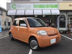 エッセX ナビ 軽自動車 ETC 4WD オレンジ AT AC