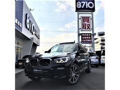 BMW X3xDrive 20d Mスポーツ ムーンルーフ ナビTV