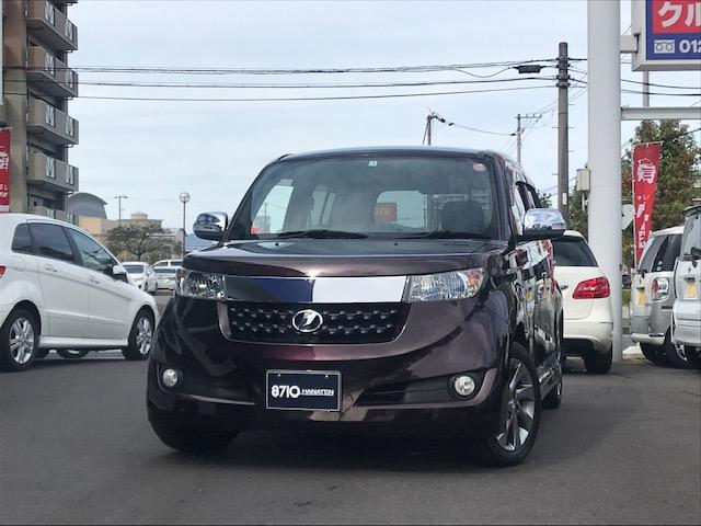 「トヨタ」「bB」「ミニバン・ワンボックス」「広島県」の中古車