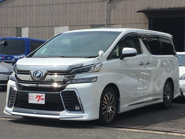 トヨタ 2.5Z Gエディション フィリップダウンモニタ サンルーフ