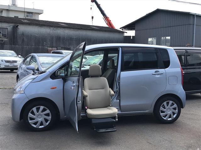 ダイハツ L 福祉車両 フレンドシップフロントシートリフト 地デジナビ
