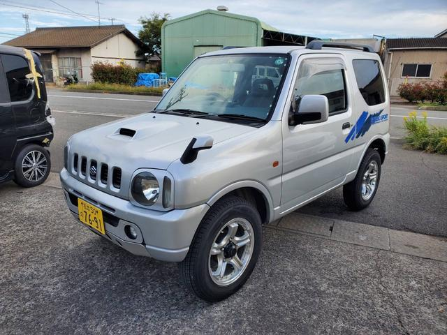 スズキ ジムニー XC 4WD パワーウィンドウ AW キーレス