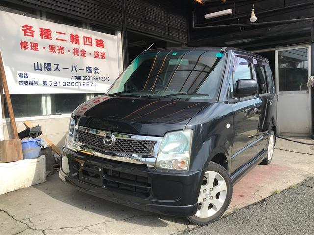 マツダ FX-Sスペシャル 軽自動車 ETC コラムAT エアコン