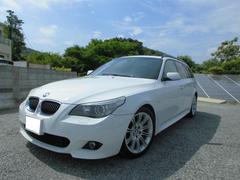 BMW525iツーリング Mスポーツパッケージ地デジBカメDVD