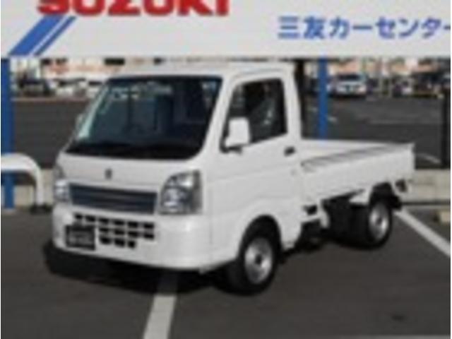 スズキ 農繁スペシャル 4WD 5速MT ワンオーナー 新車保証継承
