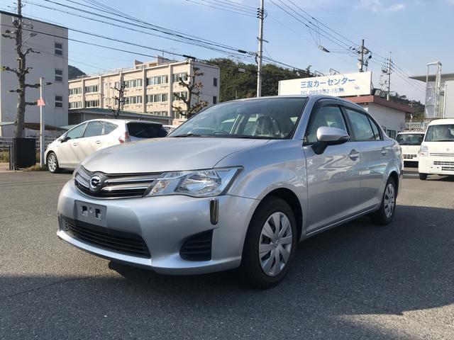 「トヨタ」「カローラアクシオ」「セダン」「岡山県」の中古車