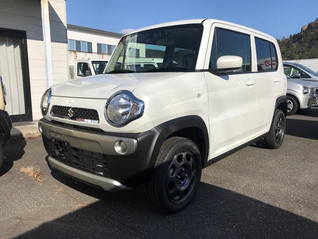 「スズキ」「ハスラー」「コンパクトカー」「岡山県」の中古車