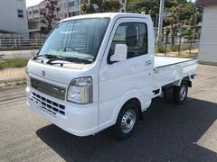 キャリイトラック農繁スペシャル 4WD・セーフティサポート装着車・エアコン・クーラー・パワステ・パワーウィンドウ・キーレス