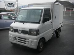 クリッパートラック保冷車