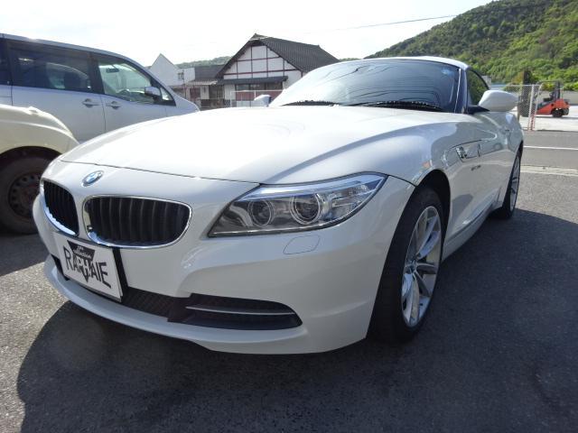 Z4(BMW) sDrive20i ハイライン 中古車画像