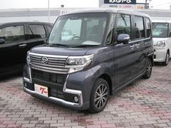 タントカスタムX トップエディションSAIII TV ナビ
