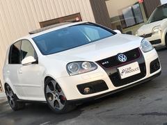 VW ゴルフGTI サンルーフ エアクリ パドル マフラー 車高調