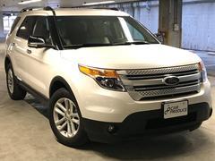 フォード エクスプローラーXLT 左H ベージュレザー コーティング済 1.7万キロ
