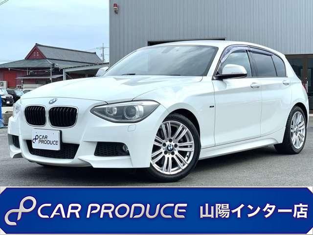 BMW 116i Mスポーツ レムスマフラー社外ナビゲーションTV