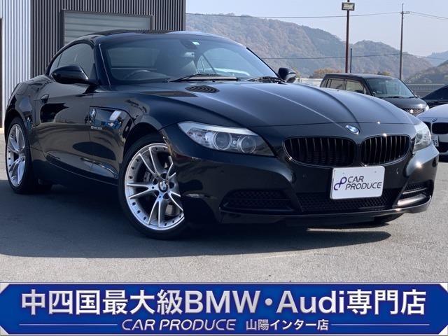 BMW sDrive35i 純正ナビ・バックカメラ・ETC・シートヒーター・18インチアルミホイール・パワーシート・シートメモリー・オートライト・電子シフト・電動パーキング・ソナーセンサー・パドルシフト・クルーズコントロール