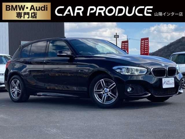 BMW 118i Mスポーツ 純正ナビ・バックカメラ・ミラー型ETC・Mスポーツ専用ステアリング・Bluetooth接続・オートライト・オートエアコン・Mスポーツ専用シート・レーンアシスト・電子シフト