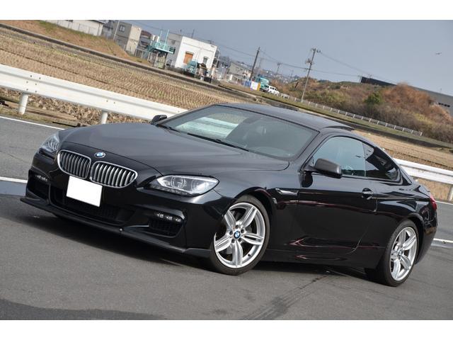 BMW 650iクーペ MスポーツPKG