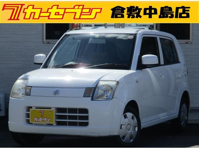 スズキ GII 純正CDオーディオ キーレス 電動格納ミラー ヘッドライトレベライザー SRS プライバシーガラス ユーザー買取車