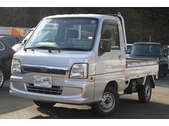 サンバートラックTC−SC  4WD 5MT  キーレス 車検31/7