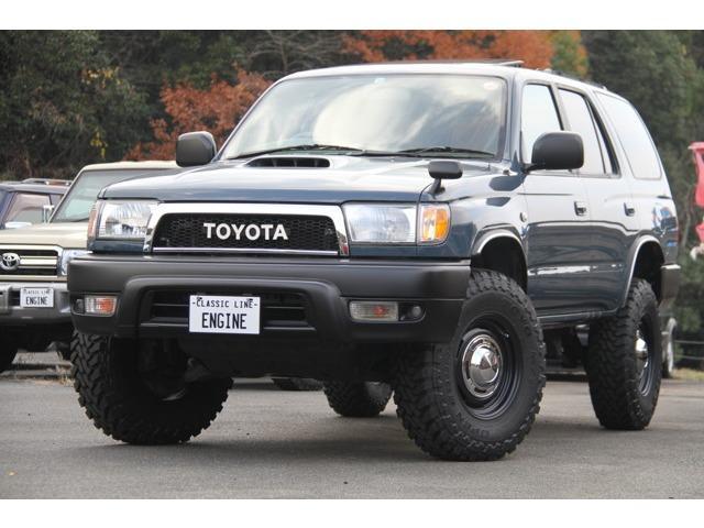 トヨタ ハイラックスサーフ SSR-G