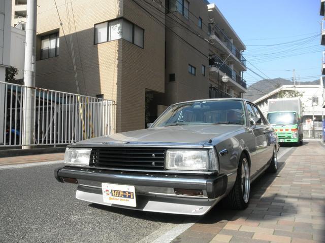 日産 ターボ GT-EX ジャパン 後期 車高調 マフラー