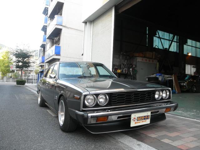 日産 ジャパン 前期 ソレタコデュアル 5MT 車高調 ワンテール