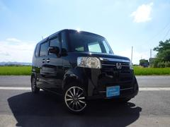 N BOXG・Lパッケージ シートカバー ナビ フルセグTV 軽自動車