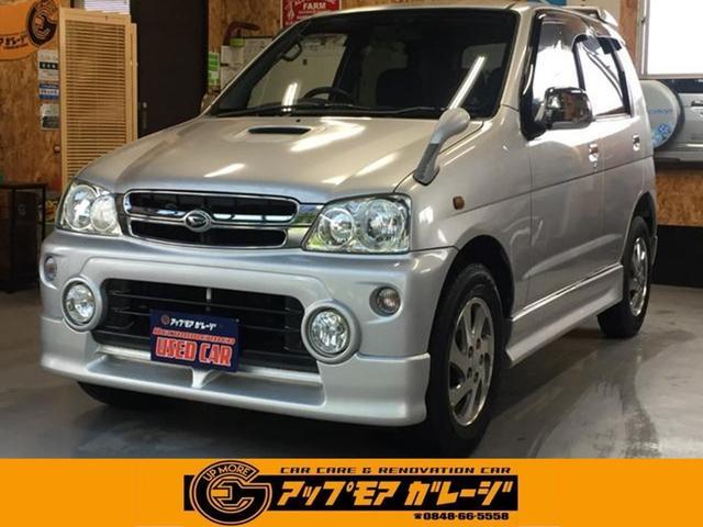 ダイハツ カスタムX カスタムX 4WD 5速MT CD キーレス