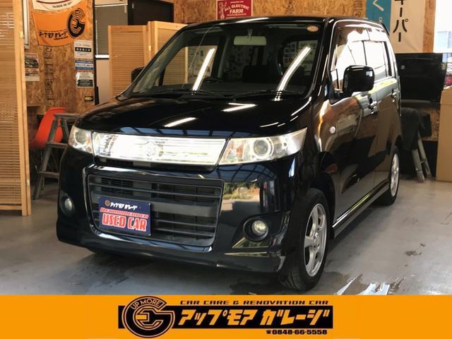 スズキ X ナビ 軽自動車 ETC ブルーイッシュブラックパール3