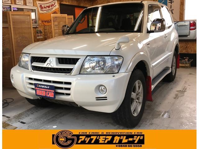 三菱 ショート エクシード-II ナビ 4WD AW オーディオ付