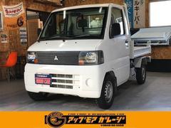 ミニキャブトラックダンプ 4WD AC MT 軽トラック シロ