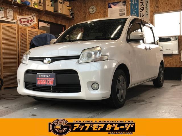 トヨタ シエンタ DICE ナビ ETC キーレスエントリー 衝突安全ボディ