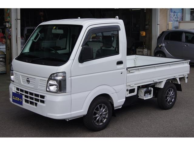 日産 NT100クリッパートラック DX 4WD AT CD