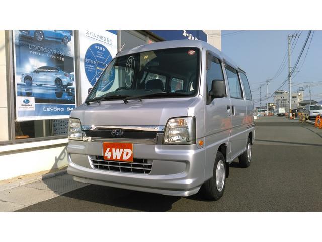 スバル ディアス 4WD
