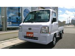 サンバートラックTB 4WD・エアコン・パワステ・最終モデル