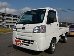 サンバートラックTB 4WD・エアコン・パワステ・CDラジオ