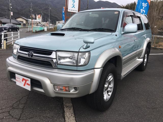 トヨタ SSR-X ディーゼルターボ 4WD ナビ TV