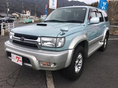 ハイラックスサーフSSR−X ディーゼルターボ 4WD ナビ TV
