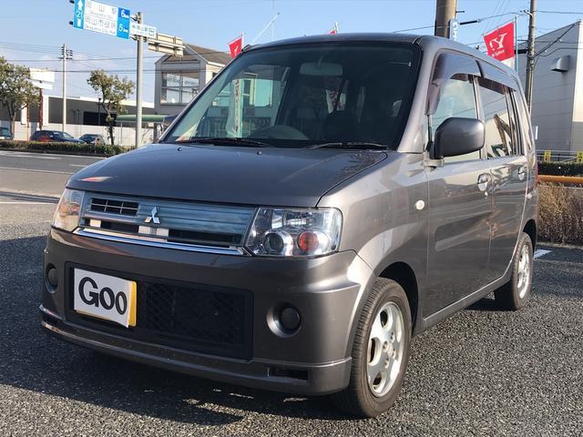 三菱 G TV ナビ 軽自動車 ガンM AT AC AW 4名乗り