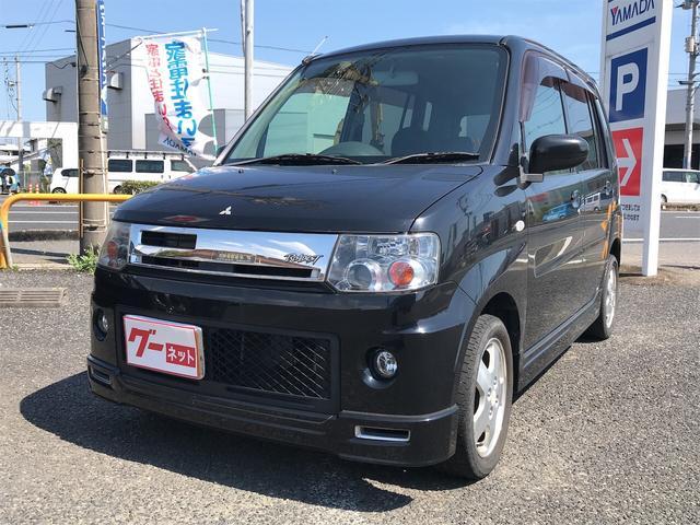 三菱 トッポ ローデストT TV ナビ 軽自動車 AT