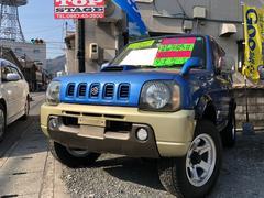ジムニーXC 4WD ターボ AT SDナビ ワンセグ