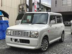 アルトラパンG エディション 特別仕様車 4AT CD MD